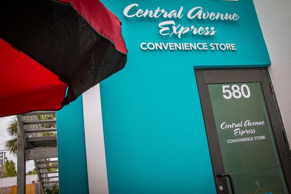 Central Avenue Express
